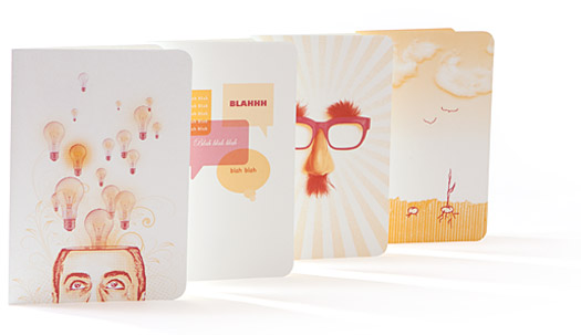 Color 9 Creative, Inc. Greeting Cards Direct Mailers