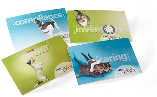Professional Veterinary Products Veterinary Supply Company Follow-Up Postcards